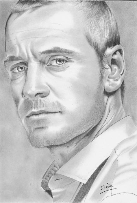 Michael Fassbender by peggy